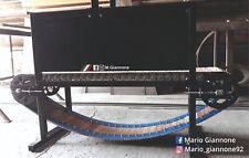 Treadmill Dog - Tapis Roulant - Doghe in legno - Wooden slats - Cani Job exercis