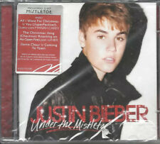Under the Mistletoe by Justin Bieber (CD, Oct-2011, Island (Label)) New, Sealed