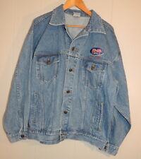 Men's M&M's World Las Vegas XL Blue Cotton Denim Levi's Style Jacket
