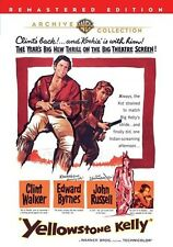 Yellowstone Kelly 1959 (DVD) Clint Walker, Edward Byrnes, John Russell - New!