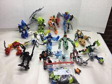 LEGO BIONICLE Lot 2lb 4oz Parts Figures As Shown