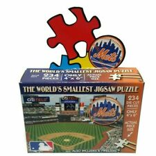 WORLD'S SMALLEST PUZZLES - METS  PIECES 234  (A6)