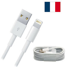 Cable Neuf pour IPhone Cordon Chargeur Data USB 8 pin 5 5S 6 6S 6+ 7 7S 7+