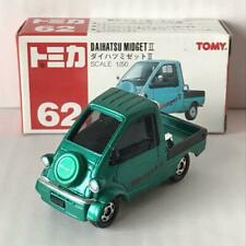 TOMYTEC Tomica Limited Vintage Midget II Daihatsu Green mini car toy f/s