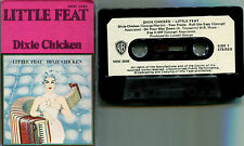 Dixie Chicken - Little Feat : Cassette Tape