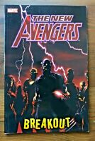 Marvel  The New Avengers BREAKOUT TPB Bendis Finch