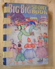 1941  BIG BIG STORY BOOK CRAFTS KIDS BOOKS