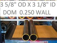 "28/""  LONG E0210 DOM ROUND STEEL TUBE  3.000 OD  X   2.834  ID .083 WALL"