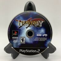 Heavenly Guardian PS2 Disc Only Tested Sony Playstation 2 Ps2 Game Good 2007