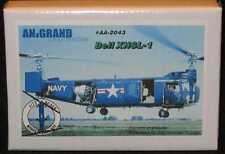Anigrand Models 1/72 BELL XHSL-1 U.S. Navy Anti-Submarine Warfare Helicopter