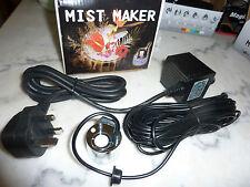 Halloween Mist Maker Witch's Mist avec supplémentaire gratuit membrane disque et outil!