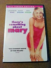 There's Something About Mary (Dvd, 2006, Full Frame) Cameron Diaz & Matt Dillon