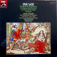 Erik Satie, Mady Mesplé, JeanChristophe Benoit, Pi LP Vinyl Schallplatte 164021