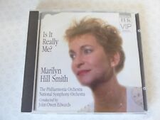 Is It Really Me? Marilyn Hill Smith 1991 CDVIR 8315