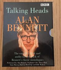 AUDIO BOOK: Alan Bennett - TALKING HEADS The Complete Book and Cassette - BBC