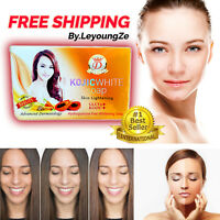 160G Kojic Acid Soap Gluta White Pure Whitening Skin Face Lightening Bleaching