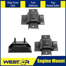 1 PCS FRONT RIGHT MOTOR MOUNT FOR 1994-1996 FORD F-150 4.9L ENGINE 4WD
