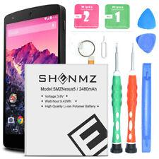 For Lg Nexus 5 Google 5 Bl-T9 Bl T9 D820 D821 [Upgraded] 2480mAh Battery + Tools