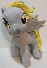 "My Little Pony Funrise 11"" Derpy Pegasus Stuffed Plush Figure Muffins Bubbles"