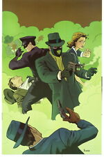 Green Hornet #4 - Incentive Paolo Rivera Virgin Cover - Dynamite Entertainment