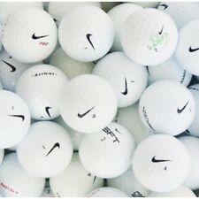 100 Nike Golf Balls AAAA/Near Mint Grade Golf Balls *Free Tees!*