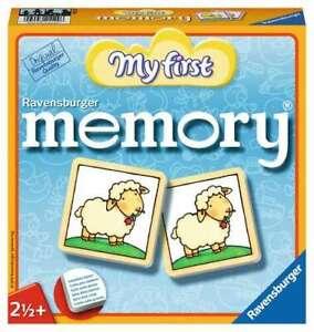 Ravensburger My First Memory Game 1129-6