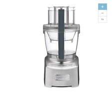 NEW Cuisinart Grinder Mixer Electric Kitchen Meat Cup Food Attachment Processor