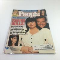 People Magazine: May 2 1994 Tom & Roseanne Arnold In Happier Days, Raging Bulls!