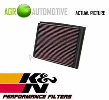 NEW K&N PERFORMANCE AIR FILTER HIGH-FLOW AIR ELEMENT GENUINE OE QUALITY 33-2125