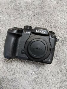 Panasonic Lumix DC-GH5 Black (Body Only)