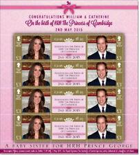 William und Kate, Königliches Baby, Prinzessin Charlotte - Kleinbogen, Insel Man