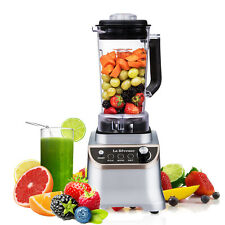 1200W Power High Speed Countertop Blender for Smoothies 51 oz BPA Free Bottle