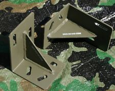 5820-99-645-0386 A Pair of brackets heavy duty Dexion fixing NEW