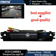 CCD Clolor Reversing Rear View Parking Camera for Toyota Yaris 2006 – 2012