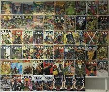 Justice League Of America Justice Society Of America Dc 58 Lot Comic Book Comics