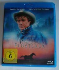 Der Pferde Flüsterer  Blu Ray NEU Robert Redford