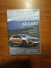 Mercedes Benz Navigation SD Card A2189063003 Garmin Pilot V9.0 Map 9.0  GPS 2018