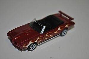 Hotwheels - '70 Pontiac GTO - Loose