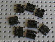 LEGO black Plate 2540 / Set 6285 10040 10133 10194 7751 7660 6271 6290 6289 6243