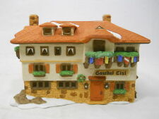 Department 56 Dickens Alpine Village Series Gasthof Eisl (1986)