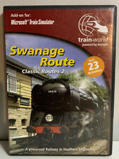 SWANAGE ROUTE - Microsoft Train Simulator ADD-ON