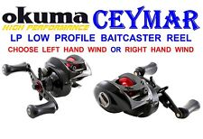 Okuma Ceymar LP C-266w 6 1bb Baitcaster Reel