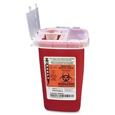 Unimedmidwest Sr1q100900 Unimed-midwest Sharps 1 Quart Phlebotomy Container With