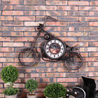 74cm Handmade Clock Motobike Clock Industry Clock Metal Clock Unique wall Clock