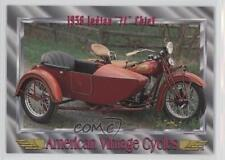 1993 SkyBox/Champs American Vintage Cycles #54 1936 Indian 74 Chief Card 0n8