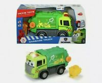 Scania Happy Garbage Truck Dickie Motorised With Sounds & Lights Christmas Gift