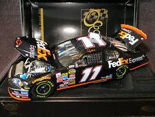 Denny Hamlin #11 Monte Carlo SS FedEx 1/24 RCCA 2007 NASCAR Elite #459/2007