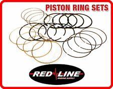 *MOLY PISTON RINGS* Cadillac Escalade 364 6.0L OHV V8  LQ9 VORTEC  2002-2006