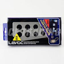 Levoc — Billet Aluminum JDM Footrest - LV-506 made in Japan