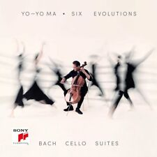YO-YO MA - Six Evolutions: Bach Cello Suites 2CD *NEW* 2018